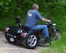 Build a Harley Trike With Reverse For Under $8000? - Porkers
